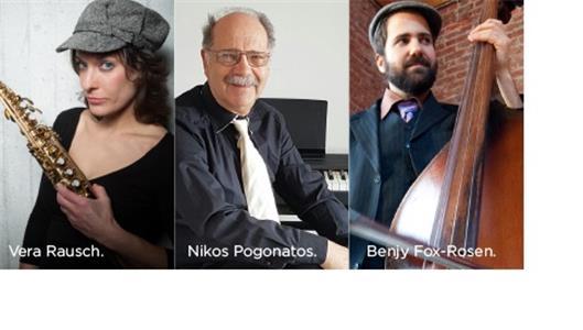 Foto: Vera Rausch, Nikos Pogonatos, Benjy Fox-Rosen.